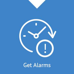 capabilities alarm icon