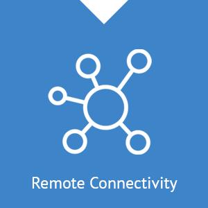 capabilities remote connectivity icon
