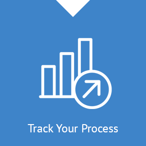 capabilities track progress icon